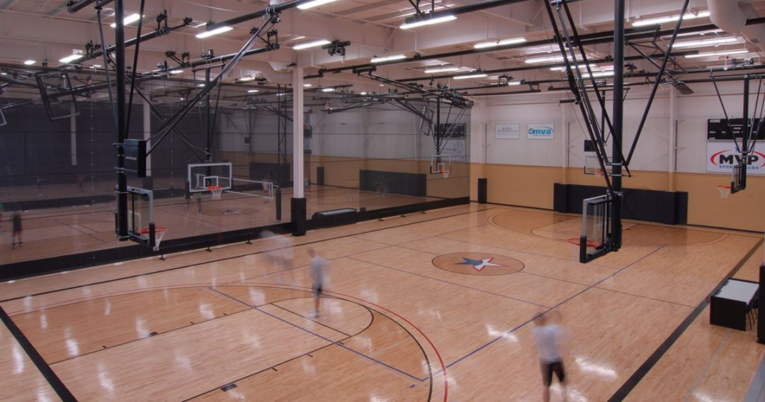 MVP Fieldhouse Courts