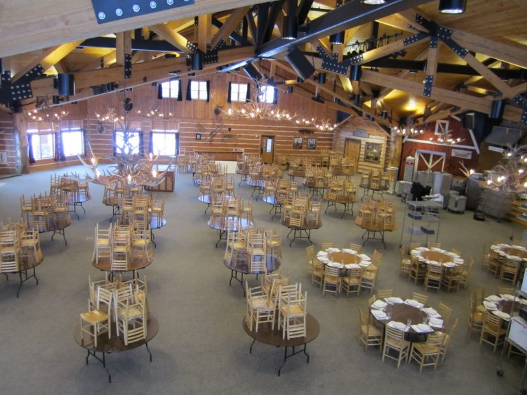 Timber Wolf Lodge