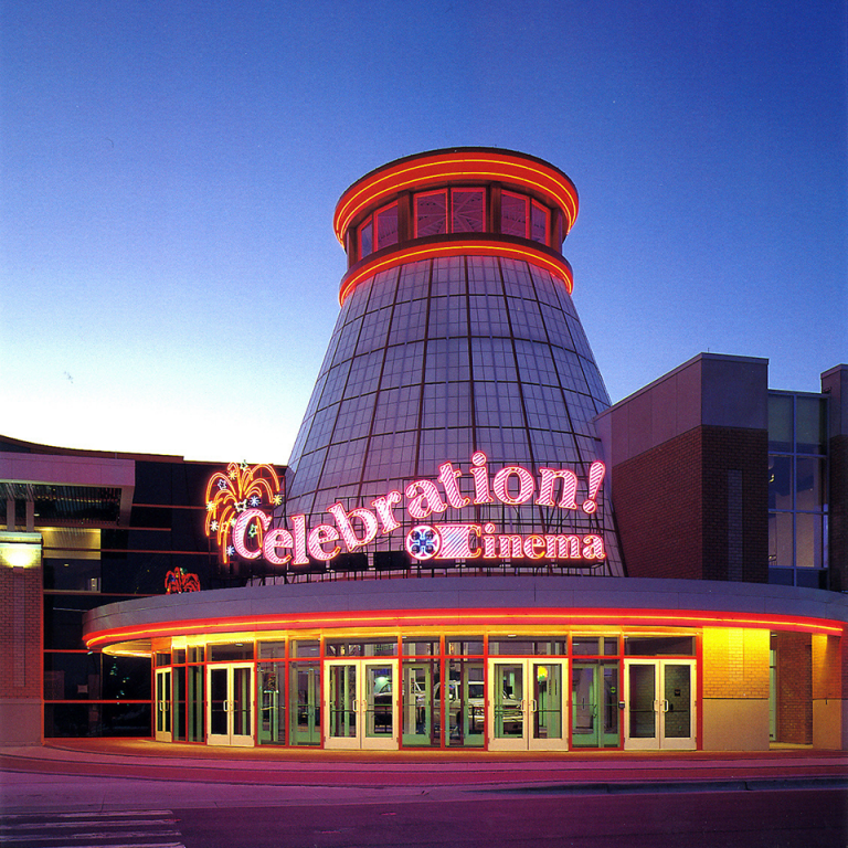 Celebration cinema abd engineering design for Grand rapids architecture firms