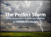 The Perfect Storm: Why Acoustics Suddenly Matter in Healthcare Design | Download Presentation