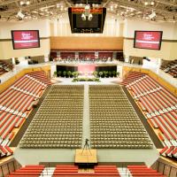 Calvin College Spoelhof Arena
