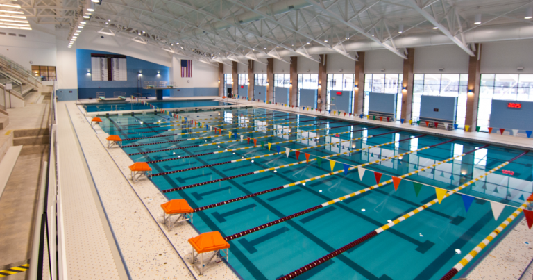 Calvin College Spoelhof Pool