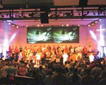 Optimizing Church Sanctuary Acoustics for Congregational Singing