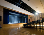 Acoustical Solutions for Cafetoriums and Gymnatoria