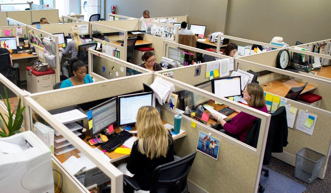 The ABCs of Open Office Acoustics