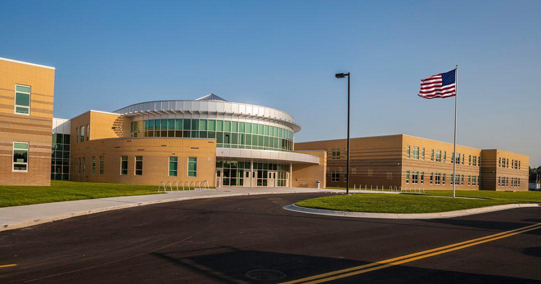 Detroit Public Schools East English Village
