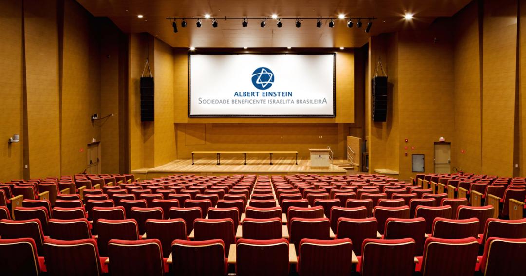 Hospital Israelita Albert Einstein Auditorium
