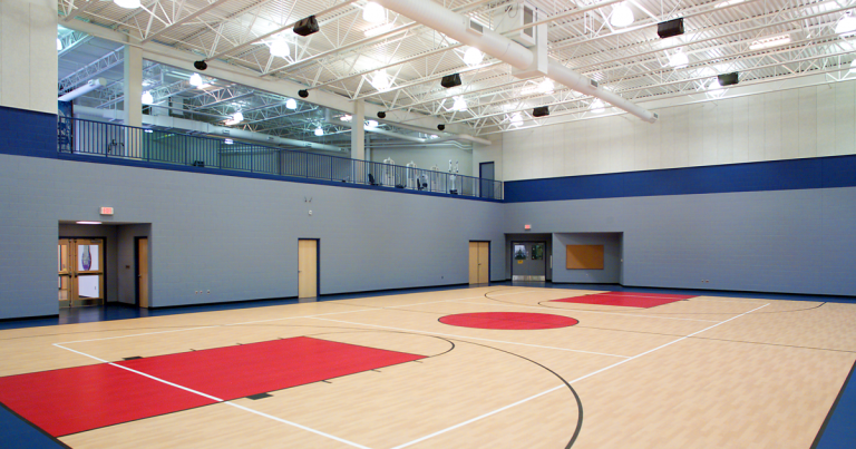 Ridgeview Industries Gym