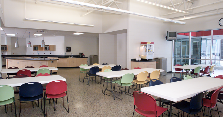 Ridgeview Industries Lunchroom