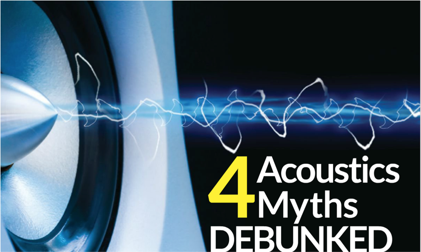 Worship Facilities – 4 Acoustics Myths Debunked