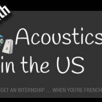 Acoustics in the US interview with Kenric Van Wyk
