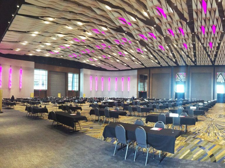 Cobo Grand Riverview Ballroom