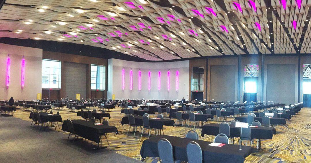 Cobo Grand Riverview Ballroom