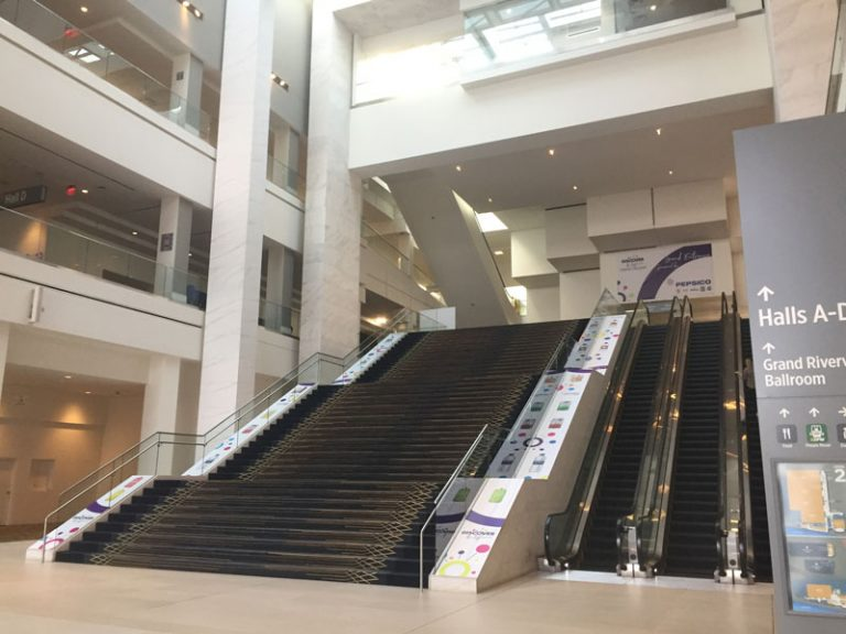 Cobo L1 stair