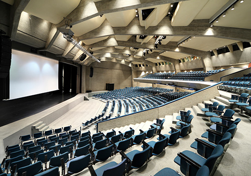 Auditorium AV Venue