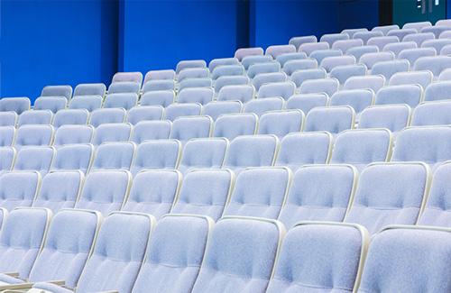 Cinema AV acoustics and design.