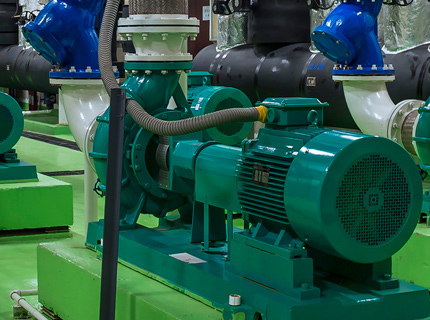 Industrial Noise Control | Industrial Vibration Control
