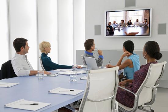 Office conference room av
