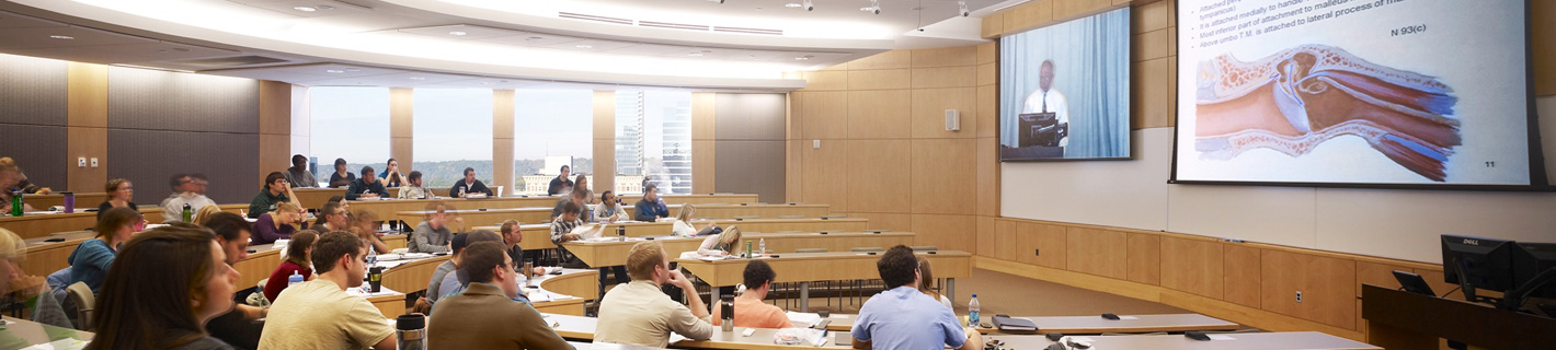 Higher Education - University Lecture Hall Acoustical Consultants