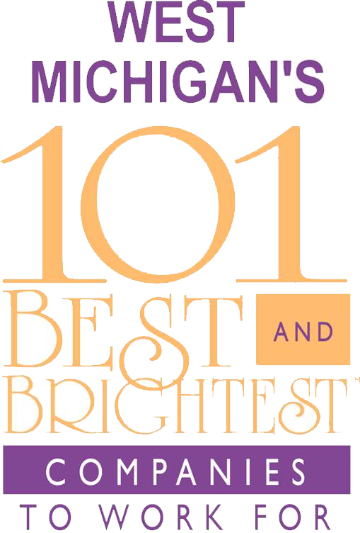 "Acoustics By Design selected as one of ""West Michigan's 101 Best and Brightest Companies to Work For"""