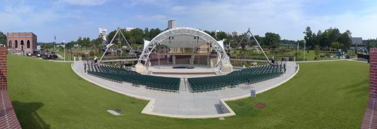 Cascades Park Amphitheater