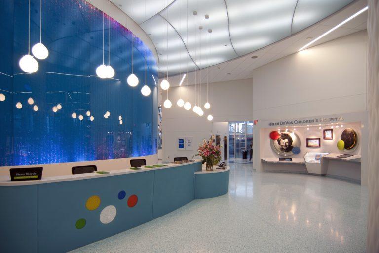 Helen DeVos Children\'s Hospital | ABD Engineering & Design