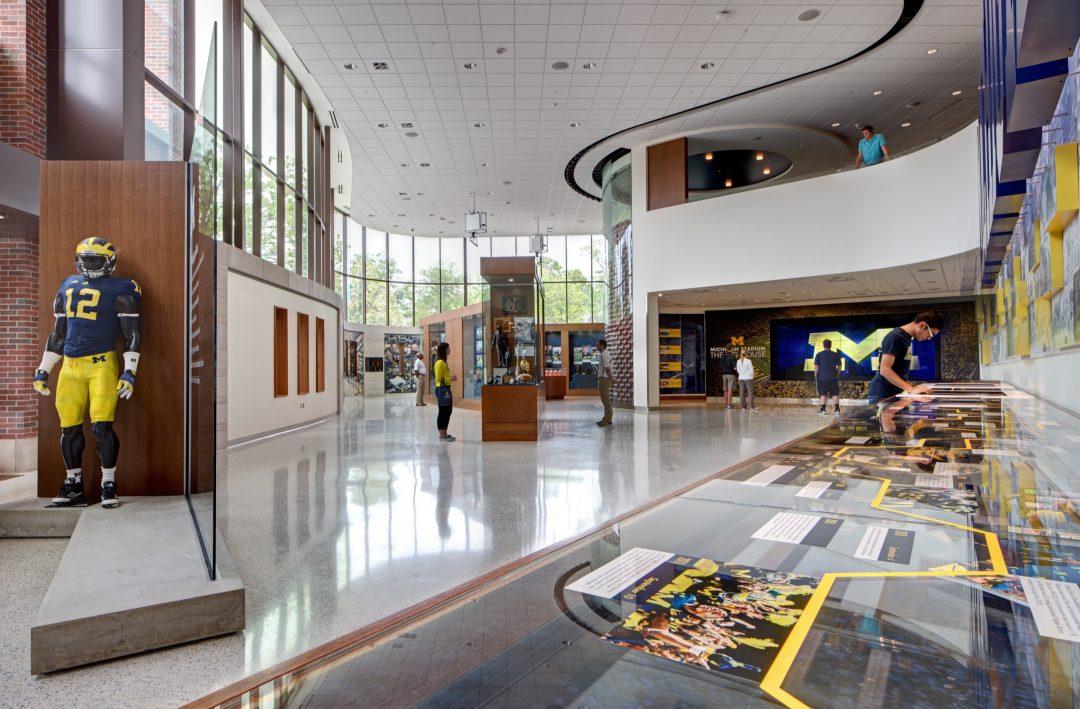 University of Michigan, Schembechler Hall