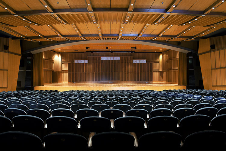 Acoustical Engineering Theater Application