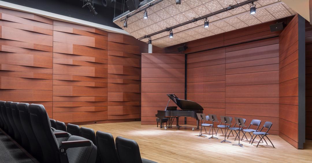 Grand Rapids Community College Albert P. Smith Music Center