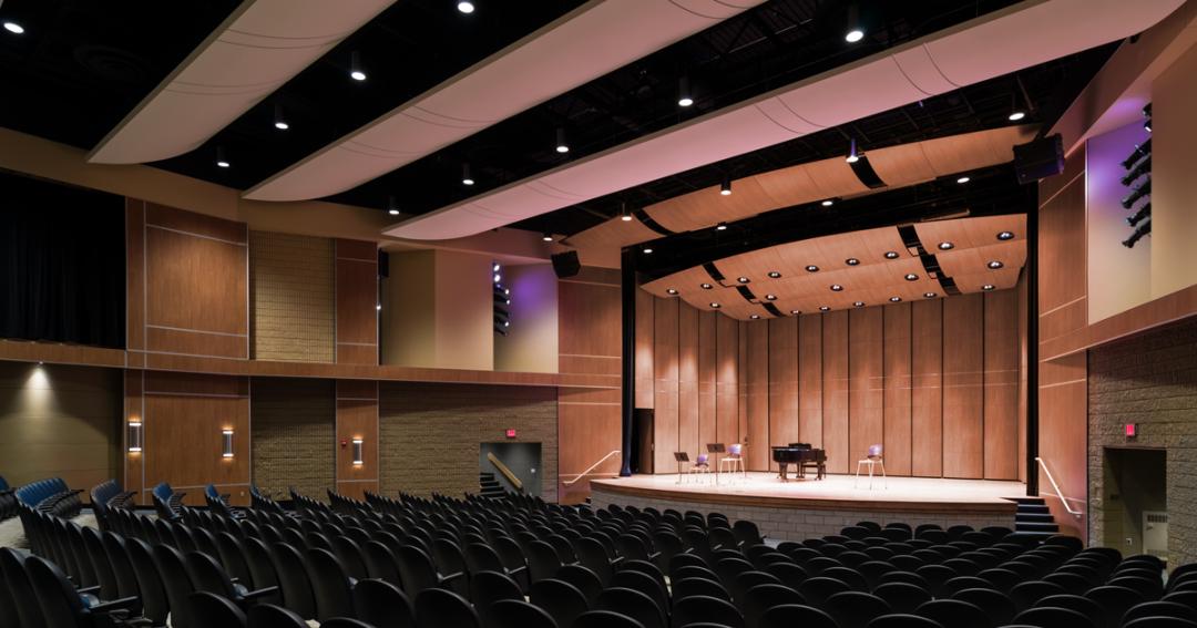 Cornerstone University Matthews Auditorium