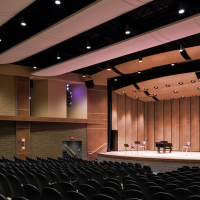 Cornerstone University Matthews Auditorium