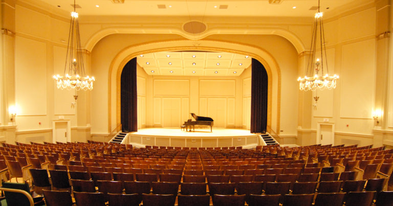 Saint Cecilia Music Center - Royce Auditorium