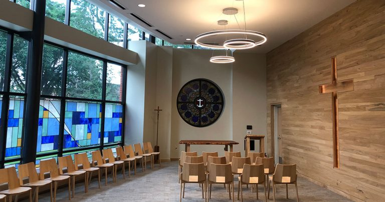 Hope Bultman Student Center Chapel