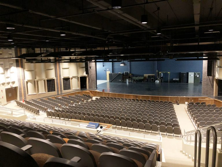 La Porte High School Performing Arts Center