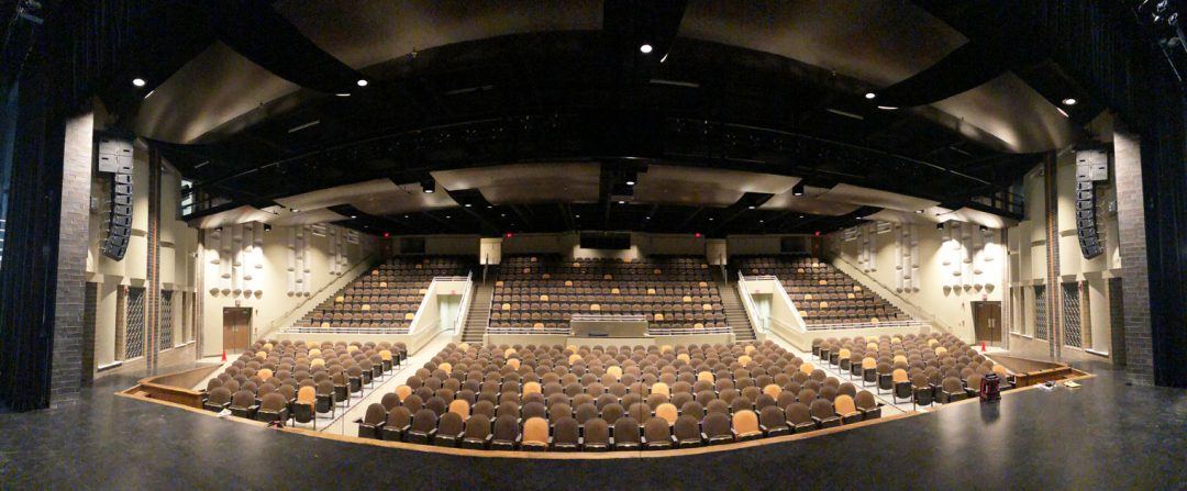 La Porte High School Performing Arts Center