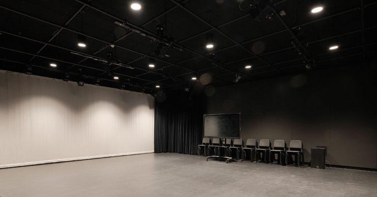 Sam Barlow High School Black Box Theater