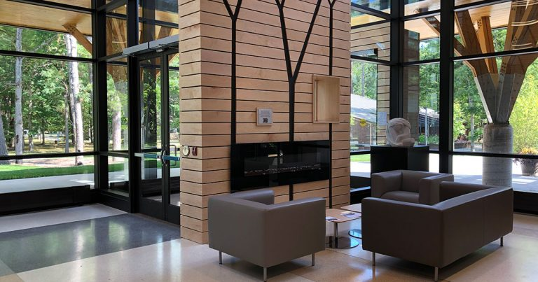 Interlochen Music Center Lobby