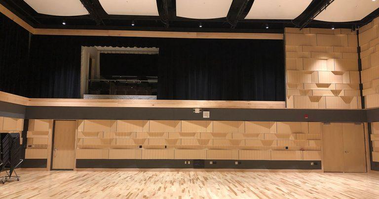 Interlochen Music Center Rehearsal