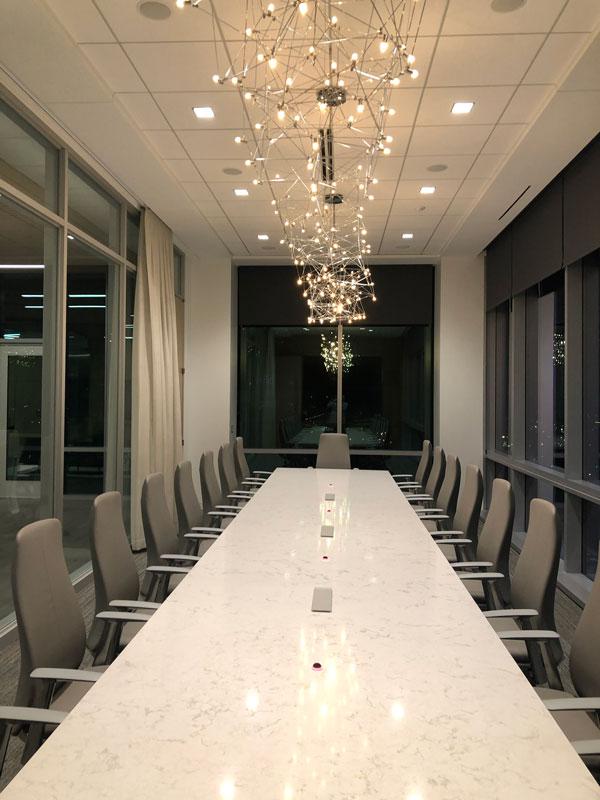 Warner Norcross + Judd Boardroom