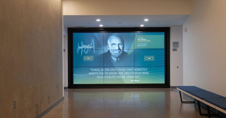 University of Oregon Allen Hall Experience Hub