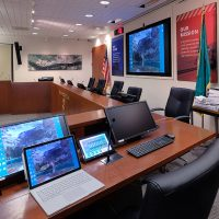 Port of Vancouver Commission Room