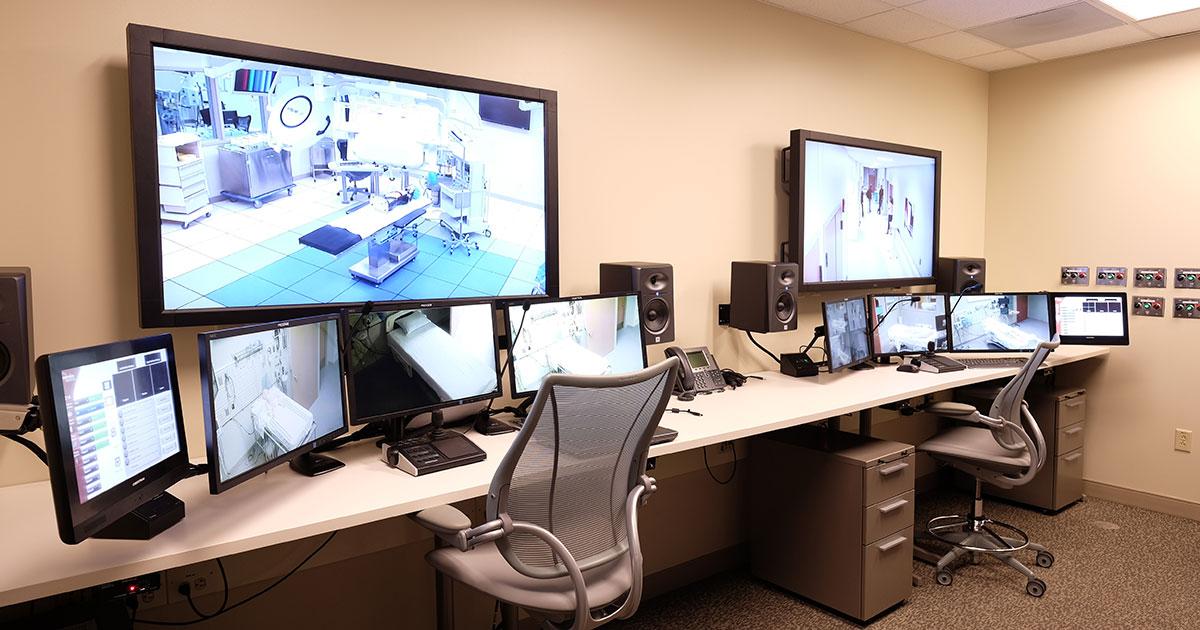 Healthcare AV for Medical Simulation