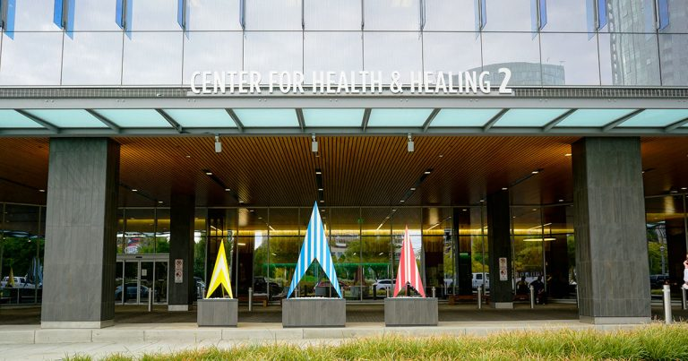 Center for Health & Healing Building 2