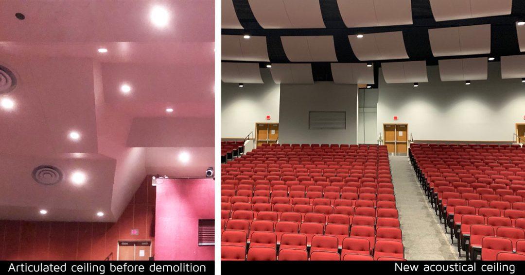 Tillamook High School Auditorium