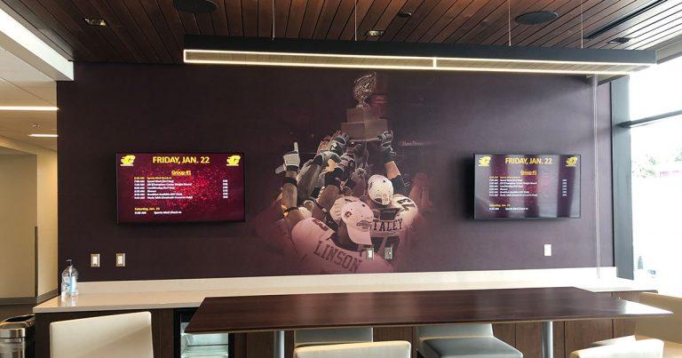 Chippewa Champions Alumni Center at Kelly Shorts Stadium - Hospitality