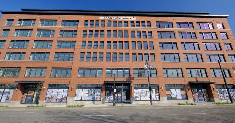 Grand + Belmont Apartments