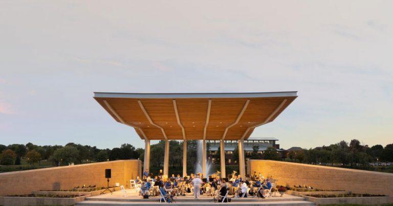 Jamie Hurd Amphitheater