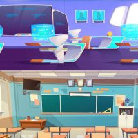 Classroom Display Technology